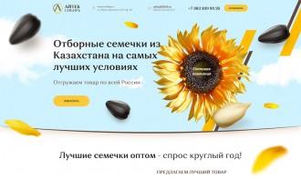 """Создание корпоративного сайта для оптовой компании """"АС"""""""